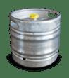 Fust 30 liter Goud