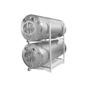 Tank bier 1000L Goud