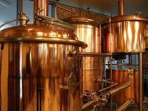 bierbrouwerij ketels